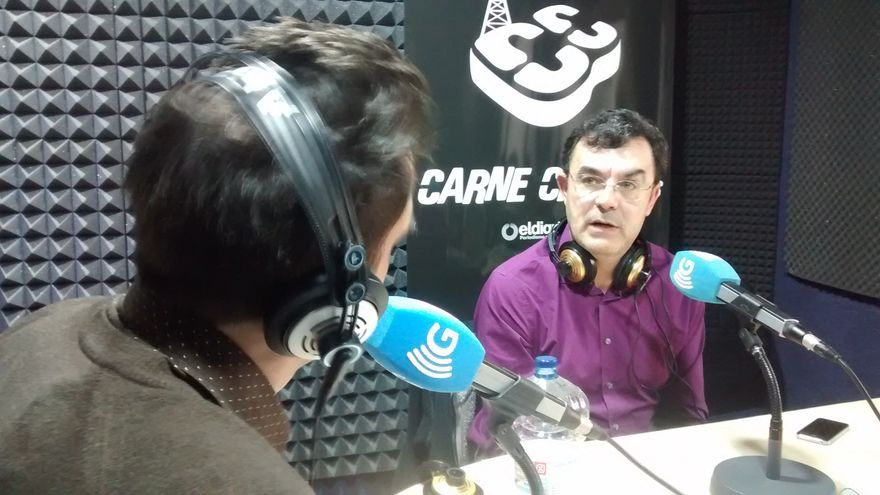 Iñigo Saenz de Ugarte en CC
