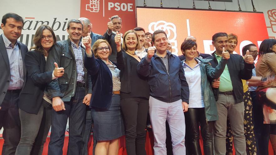 Candidatos del PSOE de Castilla-La Mancha a las elecciones generales
