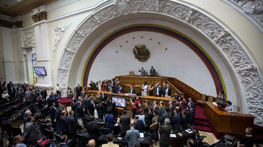 El Parlamento pide a Maduro información sobre sus familiares acusados en EE.UU.