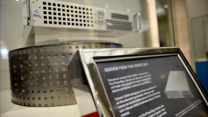"""Bloqueado el portal de descargas """"The Pirate Bay"""" tras una redada en Suecia"""