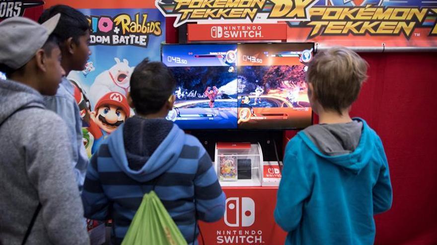 Nintendo Switch supera los 10 millones de unidades vendidas en nueve meses