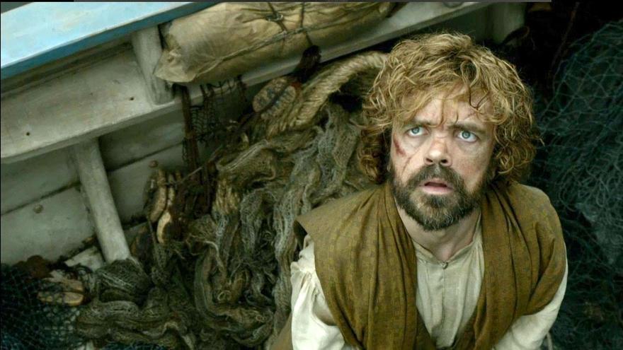 Tyrion y los dragones