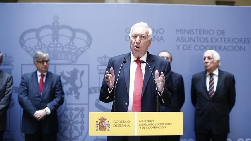 """Margallo admite que el acuerdo de la UE con Turquía sobre refugiados es una """"chapuza"""""""