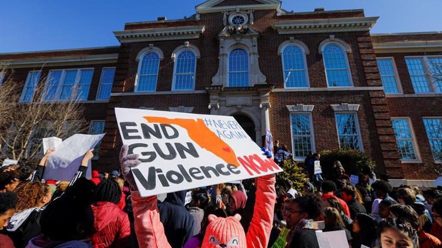EE.UU. sufre una crisis humanitaria por el uso de armas de fuego, según AI