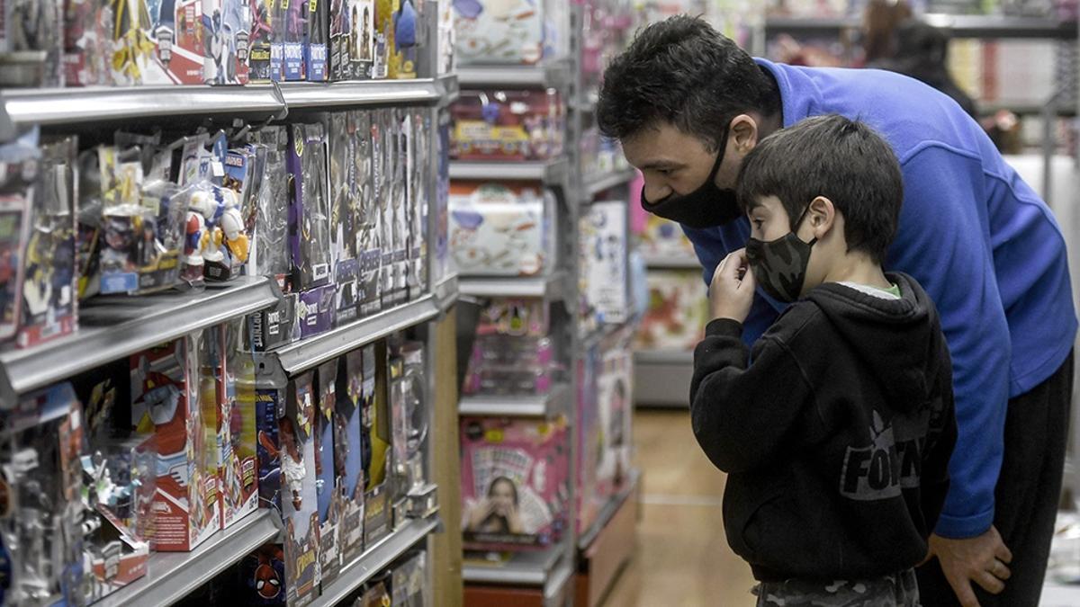 Las ventas minoristas crecieron 40,8% anual en abril