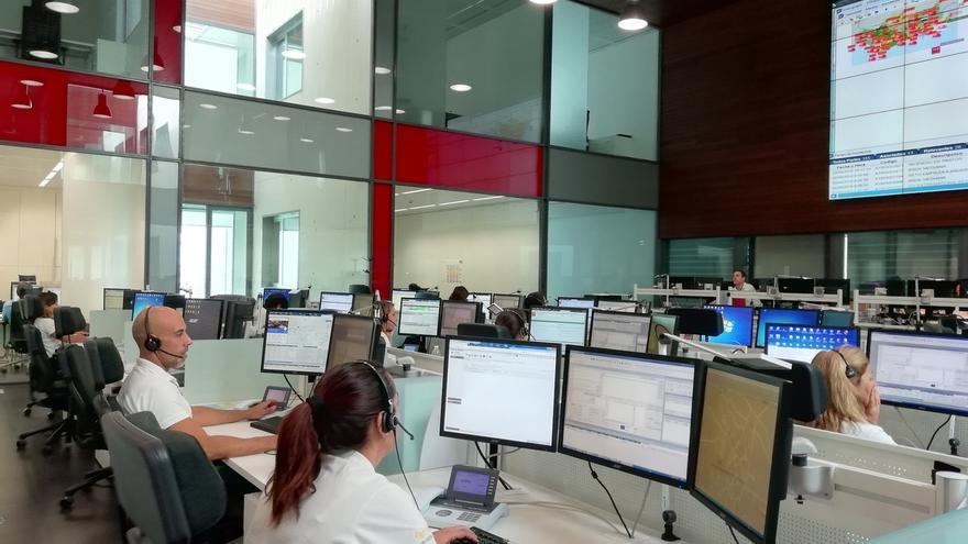 Emergencias 112 Andalucía gestiona más de 660.000 incidencias durante 2019, un 8% más que en 2018
