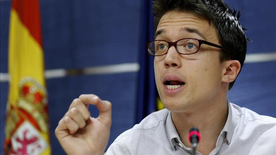 Errejón cree que el 20D reafirma la demanda de un nuevo partido catalán con Podem