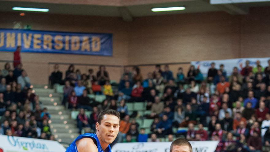 Kuric en el partido ante el UCAM Murcia | ACB Photo/J. Bernal