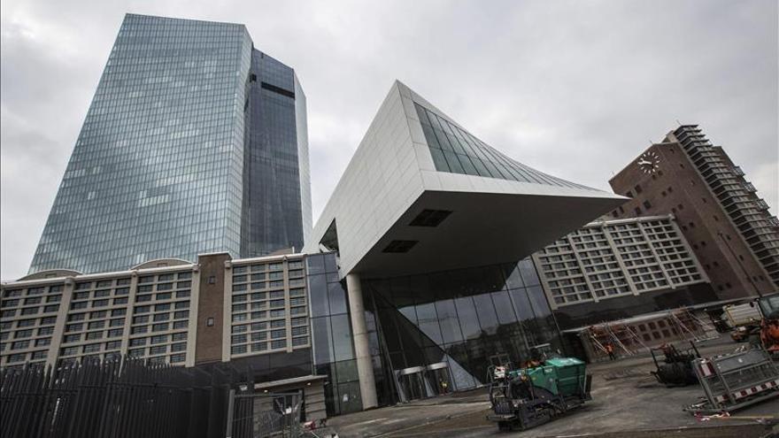 El BCE comenzó la mudanza a su nueva sede central el pasado fin de semana