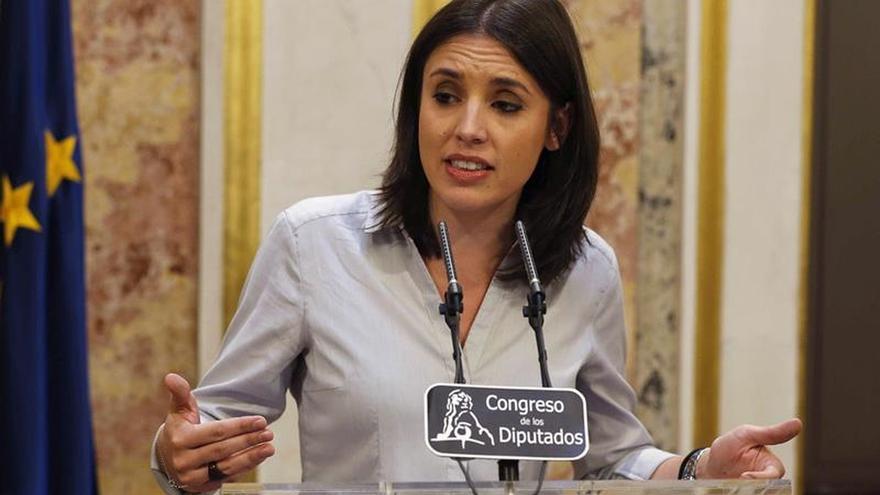 La dirección de Podemos no quiere demorar la censura a Rajoy por el PSOE