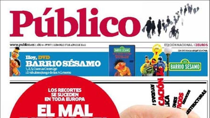De las portadas del día (27/06/2010) #13
