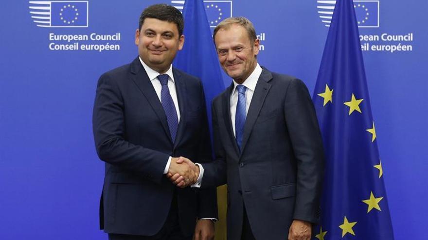 La CE insta a Ucrania a avanzar en reformas judiciales y anticorrupción