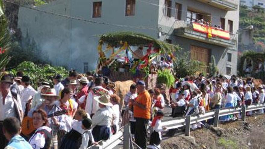 Fiesta  de San José en San Juan de la Rambla
