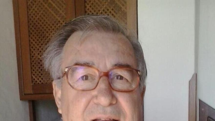 Luis García Martín.