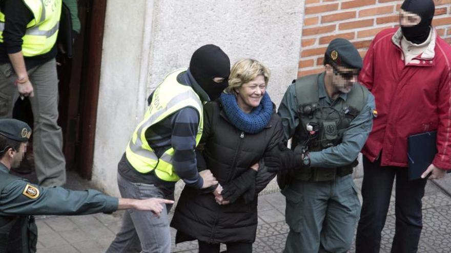 El juez Andreu permite la marcha en Bilbao en apoyo a Zulueta y Sagarminaga