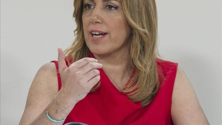 Díaz confía en que el Gobierno recapacite sobre su relación con Andalucía tras las elecciones