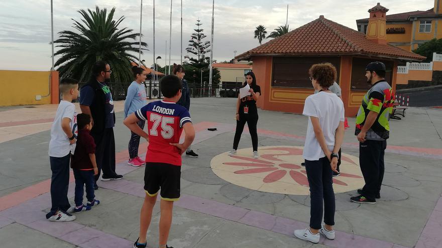 El proyecto 'Juventud Pro-Activa' se desarrollará en Tijarafe, Las Breñas, Garafía, Villa de Mazo y Fuencaliente.