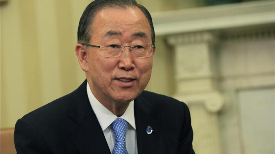 Ban Ki-moon dice que la UE aún debe hacer más para apoyar a los refugiados