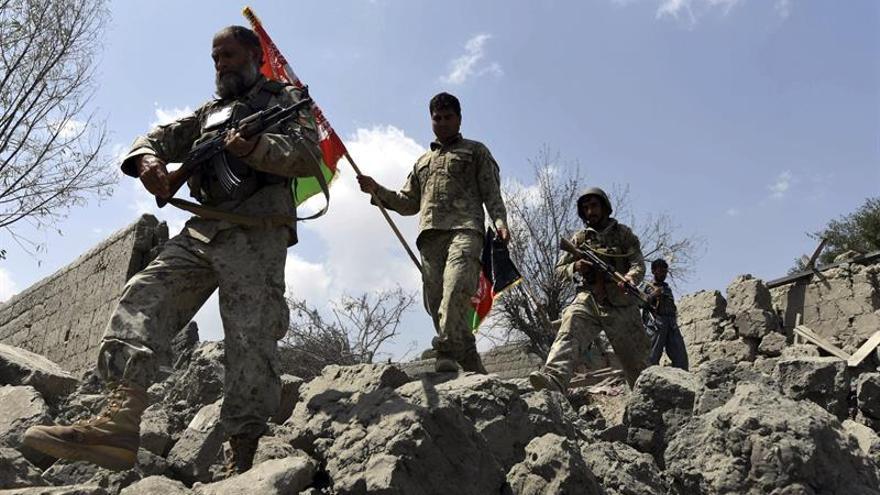 Al menos 25 miembros del EI mueren en una operación militar en el este afgano