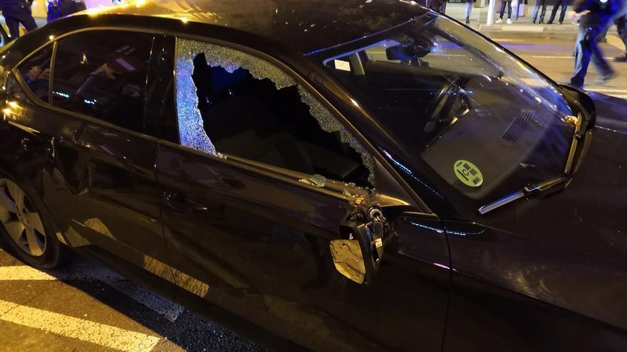 Los Mossos reciben más de 70 denuncias por daños y agresiones a VTC en Barcelona