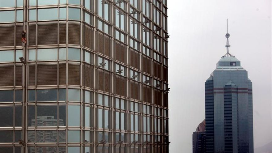 Vendida torre en Hong Kong por 4.419 millones de euros, récord en la ciudad