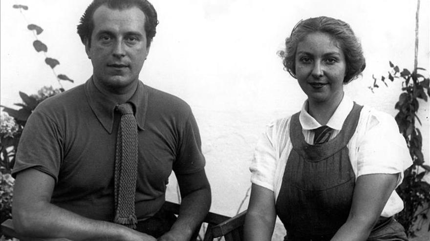 Una tesis revaloriza a María Teresa León, más allá de su relación con Alberti