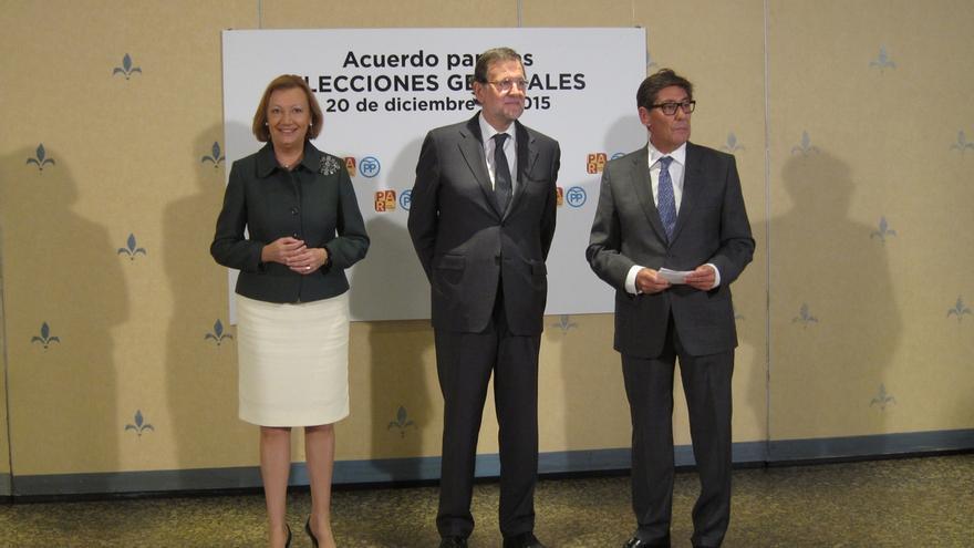 """Rajoy responde a la Comisión Europea que a los españoles """"no se les puede dar lecciones"""" en el control del déficit"""