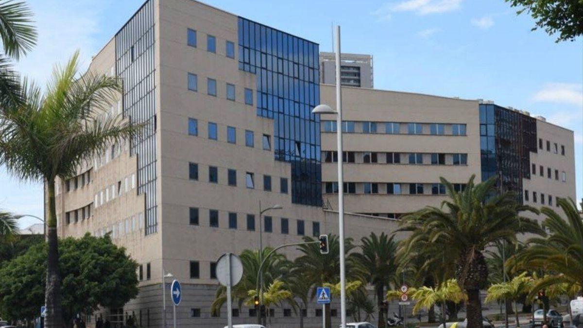 Audiencia provincial de Santa Cruz de Tenerife.