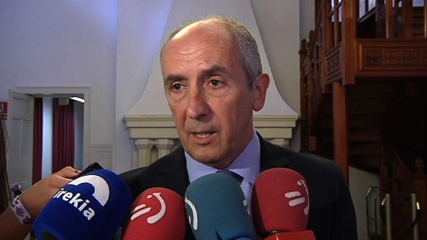 "Gobierno vasco cree ""incomprensible e inexplicable"" que EH Bildu ""dé cobertura argumental"" a partidos contrarios al Cupo"