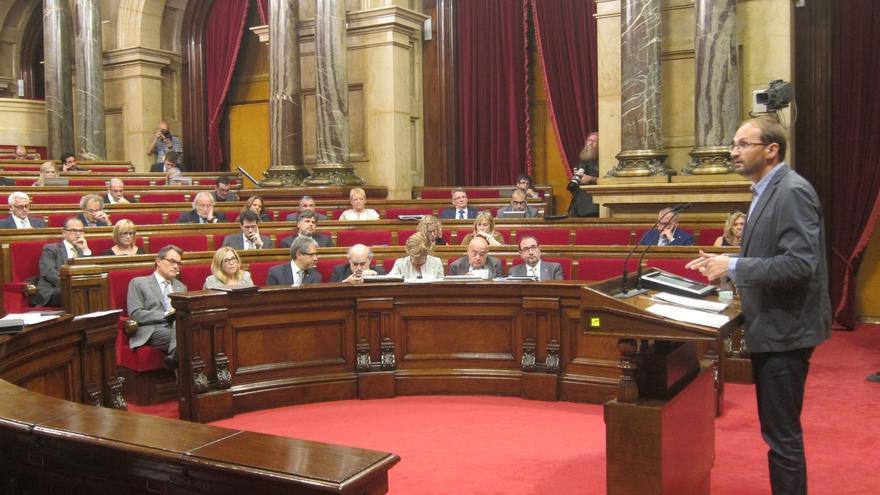 """Herrera (ICV) alerta de que la división del soberanismo sería la """"principal aliada"""" del PP"""