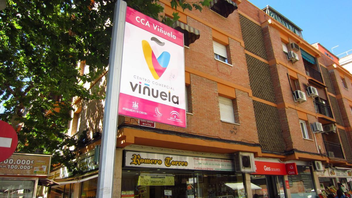 Centro comercial abierto de La Viñuela
