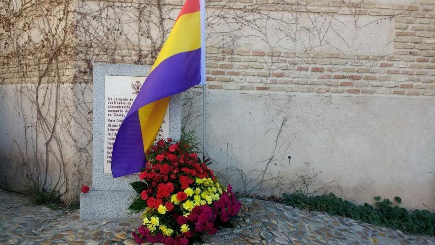 Homenaje a los toledanos víctimas de los campos de concentación nazi