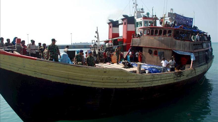 Un barco con 66 inmigrantes indocumentados evade controles y llega a Australia