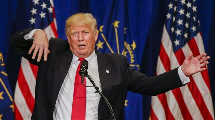 Trump difunde lista de jueces que propone para cubrir plaza en el Supremo