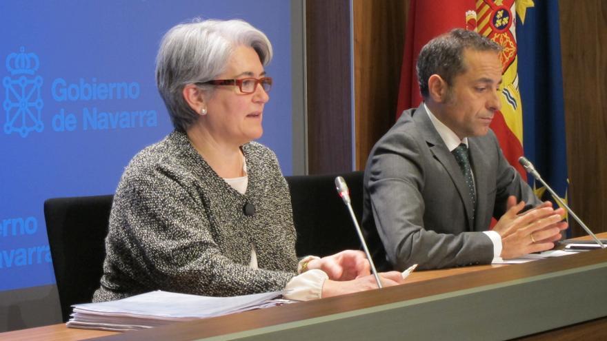 """El Gobierno de Navarra acusa a Bildu y Sortu de intentar """"instrumentalizar la Administración con fines políticos"""""""