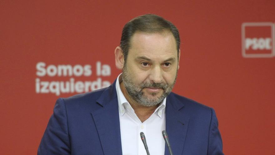 """Ábalos pide el """"voto útil"""" para el PSC, """"el único con capacidad para interlocutar"""""""
