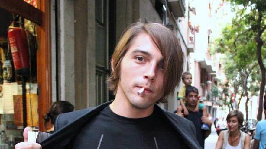 El escritor Juan Soto Ivars