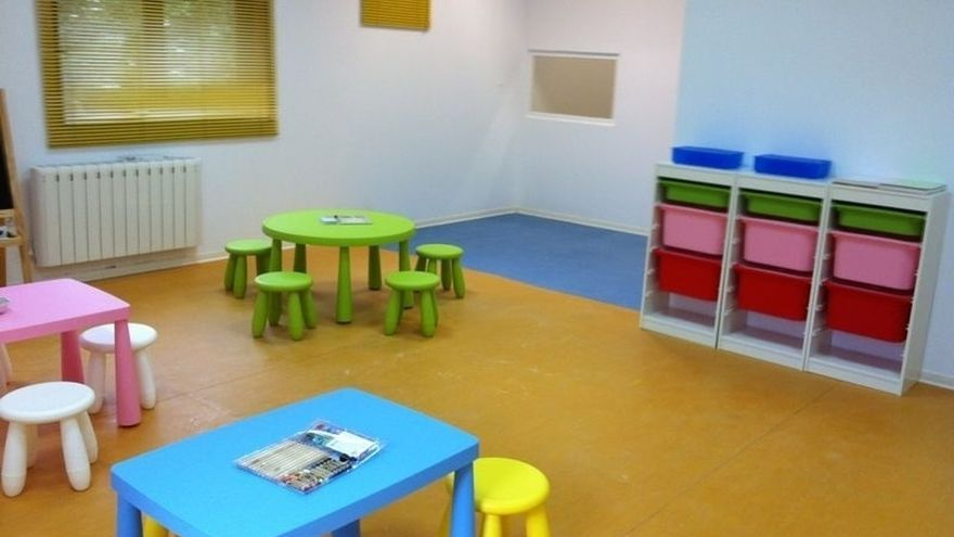 IU en Diputación pide rechazar el decreto de la Junta sobre las escuelas infantiles