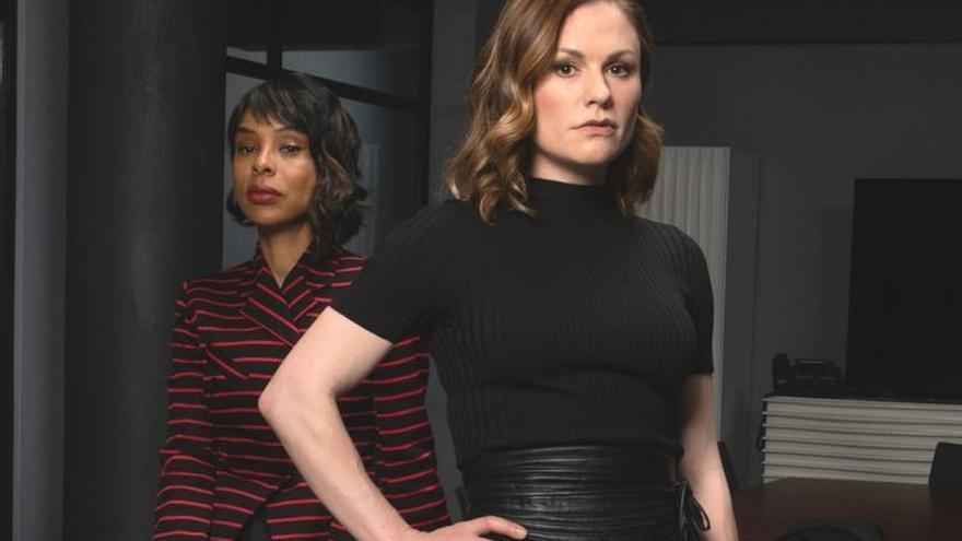 """Anna Paquin vuelve a la televisión para arreglar vidas ajenas en """"Flack"""""""