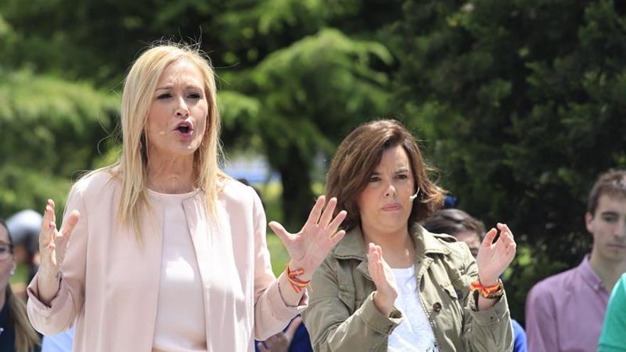 Cifuentes:C's tendrá que apoyar a Rajoy si su respaldo es mayor que en diciembre
