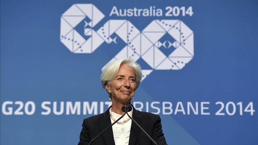 """El FMI pedirá una """"participación activa"""" al G20 en la lucha contra el ébola"""