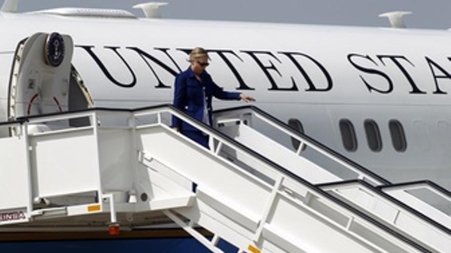 Visita De Hillary Clinton A España