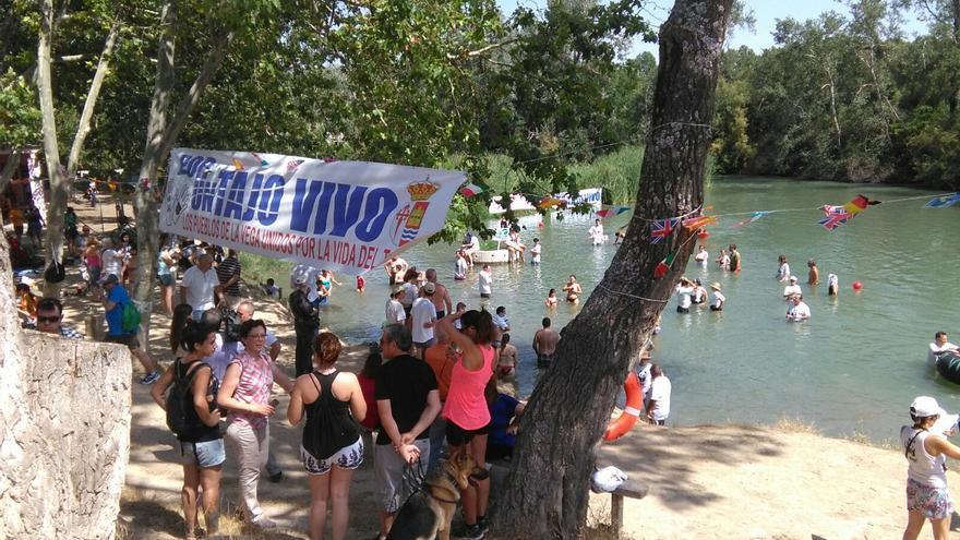 'Big Jump' en Aranjuez