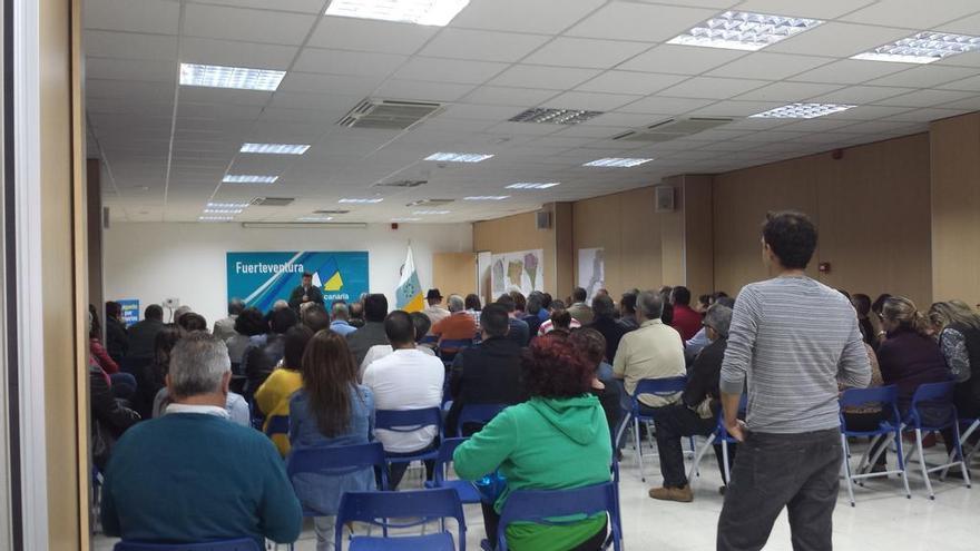 Consejo de CC en Fuerteventura.