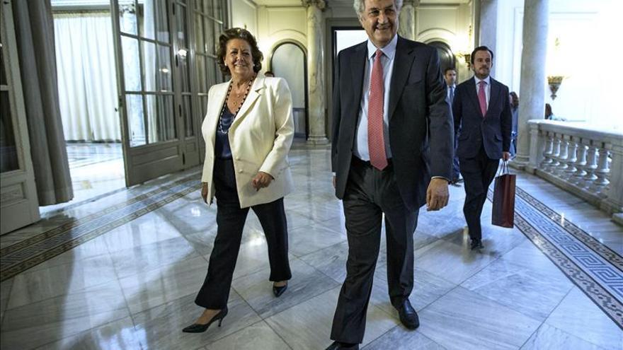 Posada dice que Rajoy no estará contento mientras haya el actual nivel de paro