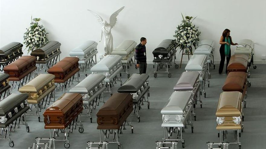 Colombia inicia hoy la repatriación de los fallecidos en el accidente aéreo