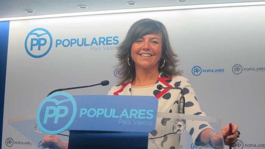 """Llanos (PP) insiste en pedir """"generosidad"""" al PSOE para que facilite la investidura de Rajoy"""