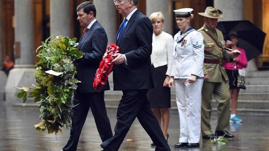 Australia y Reino Unido abordan el reclutamiento en el Estado Islámico