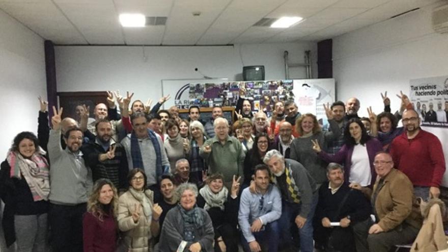 'Recupera la ilusión' en Andalucía.