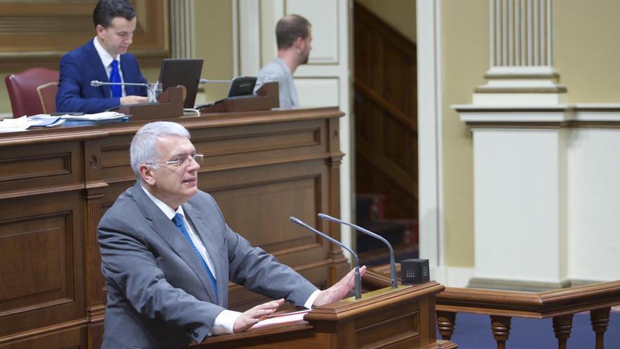 Manuel Marcos Pérez Hernández, diputado del PSOE por La Palma en el Parlamento de Canarias.